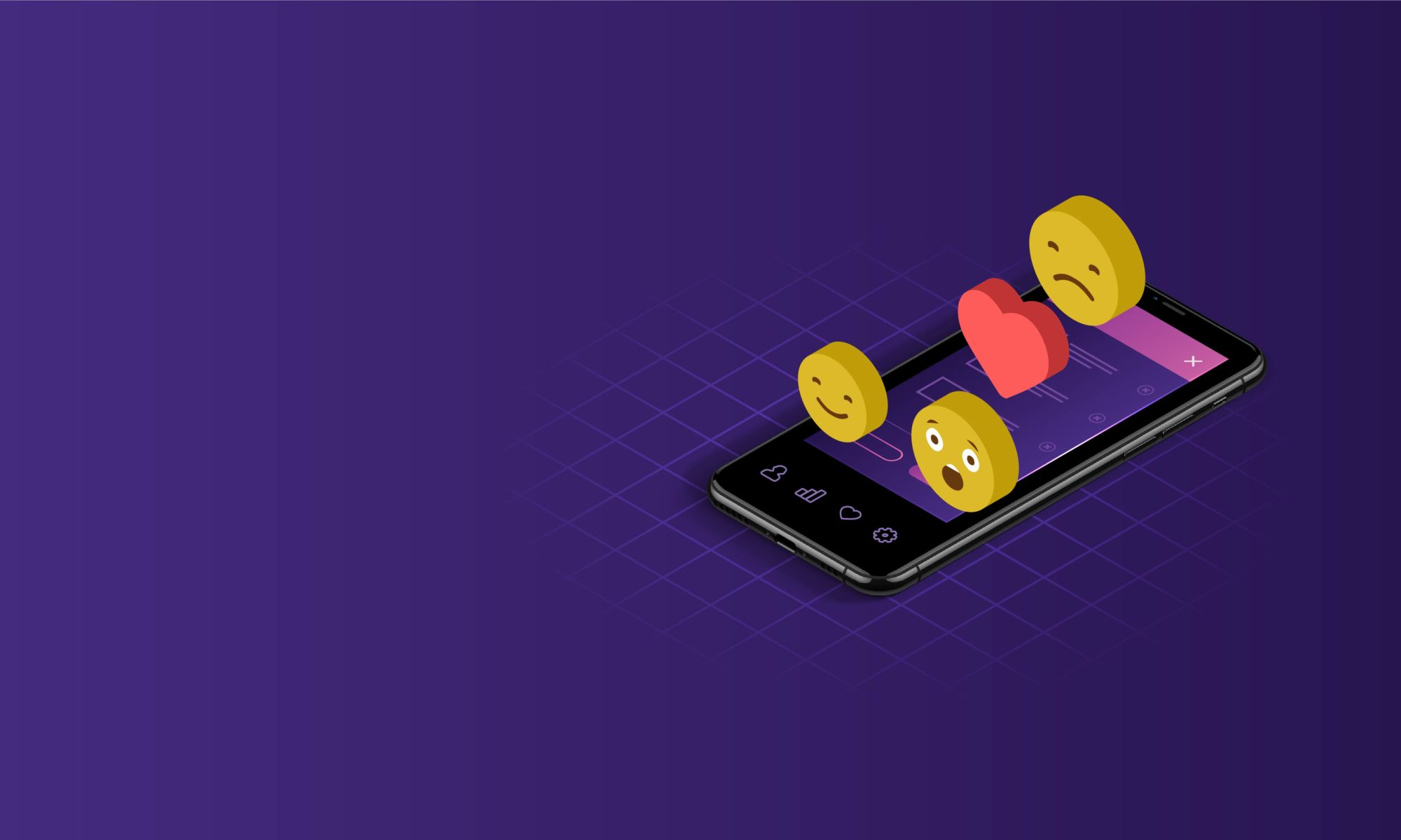 Designing UI with 'Emotions'